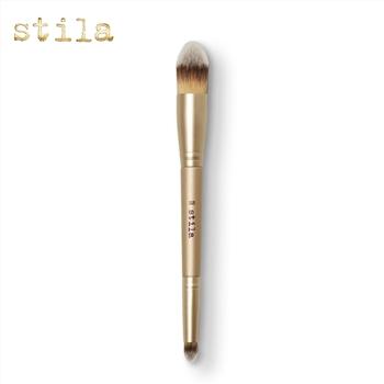 集美优彩妆 Stila  双头一步到位脸部化妆刷