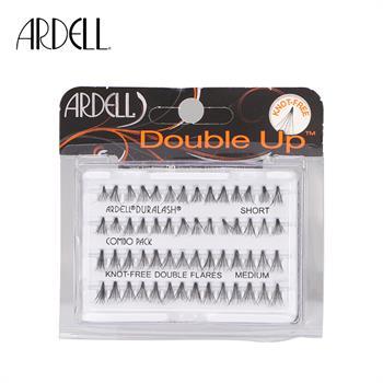 集美优彩妆 Ardell Lash 分段式双层卷翘假睫毛 - 无结款 短款/中款 组合装