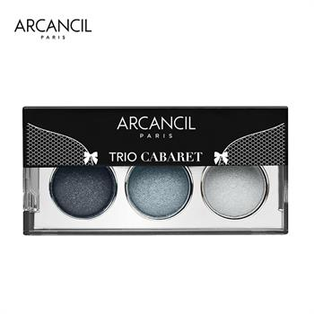 集美优彩妆 Arcancil三色眼影盘
