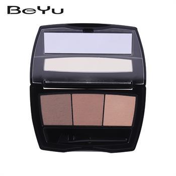 集美优彩妆 BeYu 塑型眉粉套装 1.6g x 3