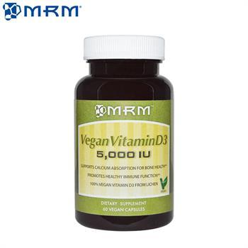集美优彩妆 MRM素食维生素D3胶囊