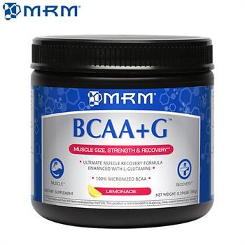 集美优彩妆 MRM支链氨基酸+谷氨酰胺粉柠檬味