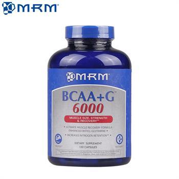 集美优彩妆 MRM支链氨基酸+谷氨酰胺胶囊肌酸健身补剂