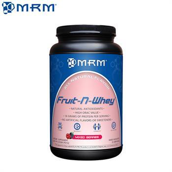 集美优彩妆 MRM美力威水果乳清蛋白粉