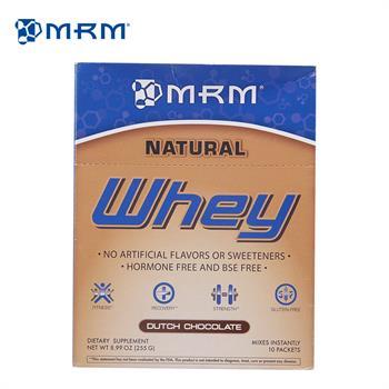 集美优彩妆 MRM美力威全天然乳清蛋白粉  荷兰巧克力味