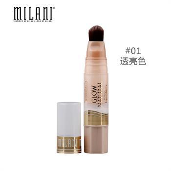 集美优彩妆 milani自然焕彩粉底液12ml