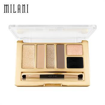 集美优彩妆 milani每日心情眼影组合6g