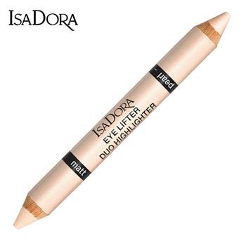 集美优彩妆 IsaDora双头高光眼线笔