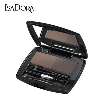 集美优彩妆 IsaDora完美眉粉套装
