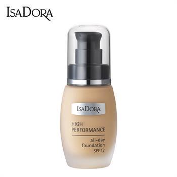 集美优彩妆 IsaDora完美无暇持久粉底液