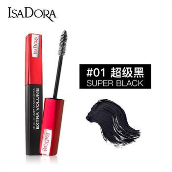 集美优彩妆 IsaDora浓密纤长睫毛膏