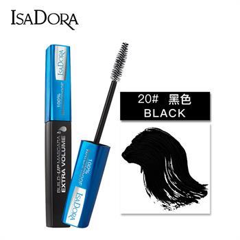 集美优彩妆 IsaDora防水型浓密纤长睫毛膏