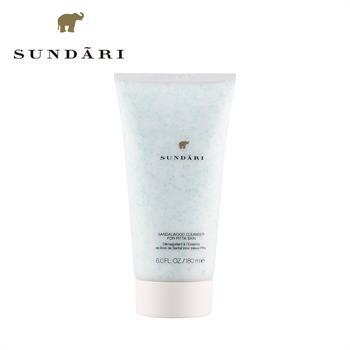 集美优彩妆 Sundari檀香洁面乳  适合混合型肤质 180ml
