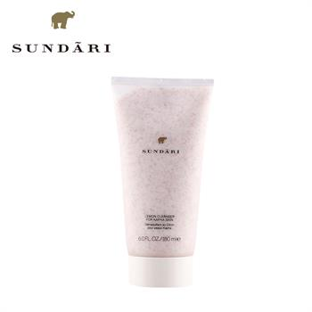 集美优彩妆 Sundari柠檬洁面乳  适合油性肤质 180ml