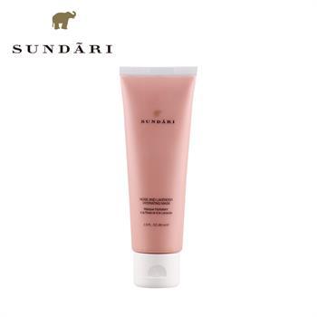 集美优彩妆 Sundari玫瑰和薰衣草保湿面膜  适合干性或混合型肤质 80ml