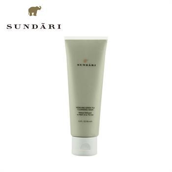 集美优彩妆 Sundari印度楝绿茶深层清洁面膜 适合所有肤质 80ml