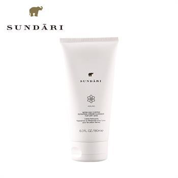 集美优彩妆 Sundari印度楝修复洁面乳 适合干性肤质180ml
