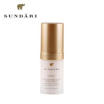 集美优彩妆 Sundari雷公根提拉紧致精华液  适合所有肤质 15ml