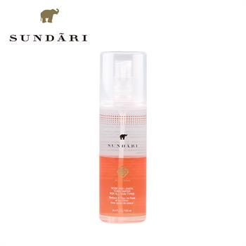 集美优彩妆 Sundari玫瑰柠檬爽肤水 适合所有肤质 100ml