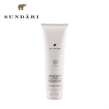 集美优彩妆 Sundari印度楝牛蒡平衡洁面啫喱 适合混合型肤质 120ml