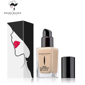 集美优彩妆 RougeBaiser完美裸妆粉底液