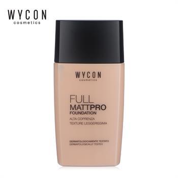 集美优彩妆 WYCON清透雾面粉底液