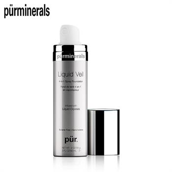 集美优彩妆 purminerals 四合一轻薄喷雾粉底液-棕褐色