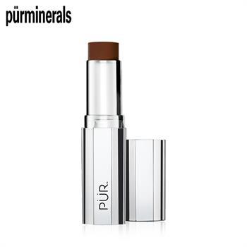 集美优彩妆 purminerals 四合一遮瑕粉底棒-深褐色