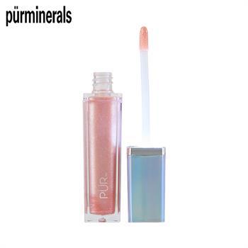 集美优彩妆 purminerals 亮管带灯 莹润亮泽唇釉