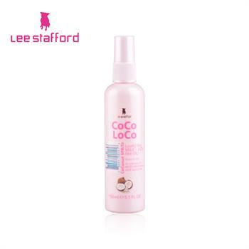 集美优彩妆 Lee Stafford 可可洛可椰子头发保湿柔顺喷雾150ml