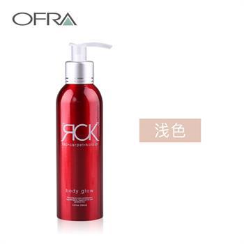 集美优彩妆 OfraRCK红瓶身体亮乳